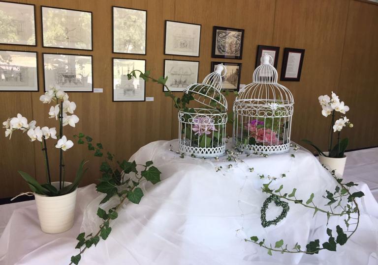 Hochzeit im Historischen Kursaal