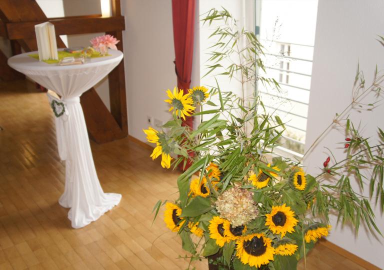 Hochzeit in Milzau