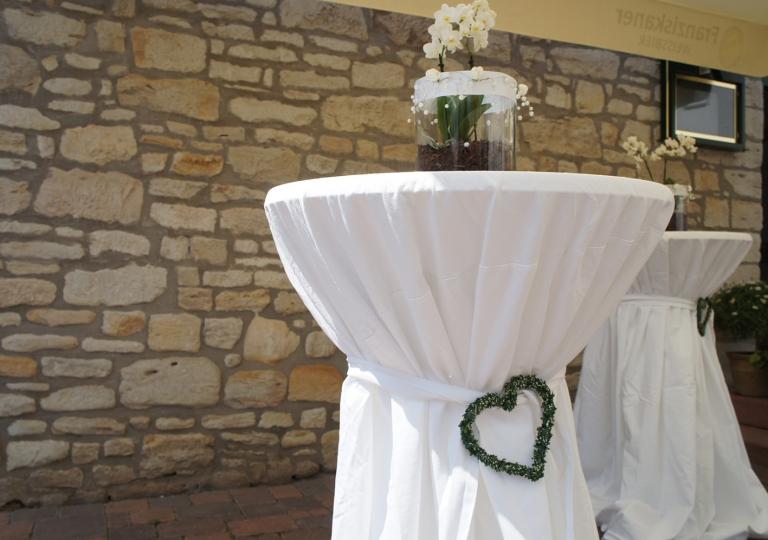 Hochzeitsfeier Milzau